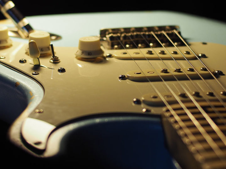 Le son de la Stratocaster