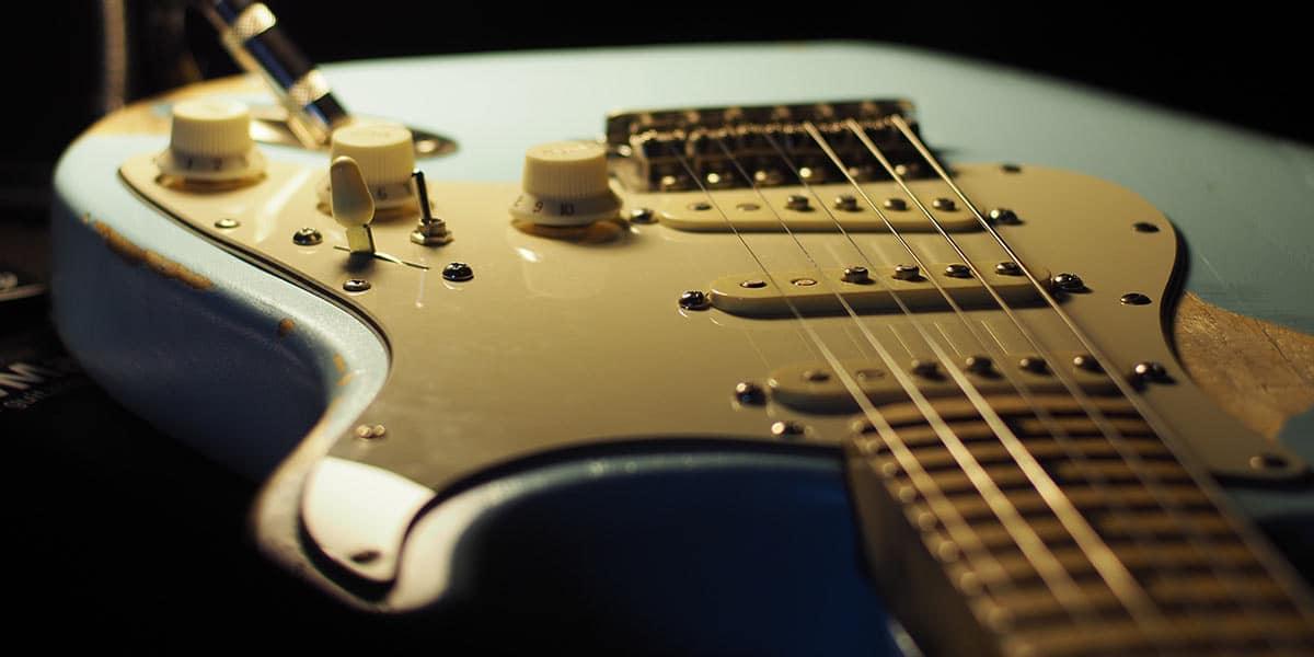 Comment sonne la Stratocaster et pourquoi ? Photo Stephen Niemeier