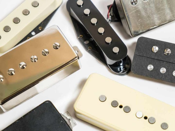 How to choose an electric guitar pickup?