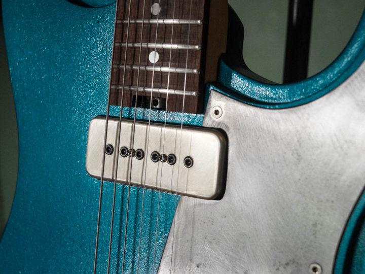 Fabrication d'une guitare électrique (#1)