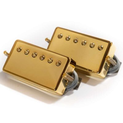 Gold Vintage Humbucker set