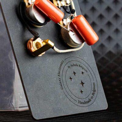Kit de cablage Premium pour Les Paul Nebula belgium