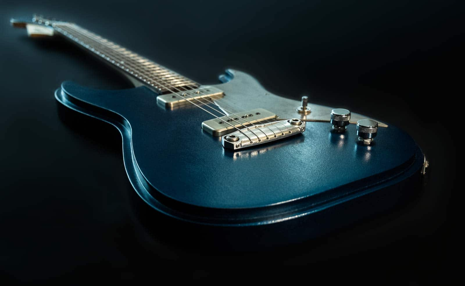 Cecca Charger S P90 guitare électrique