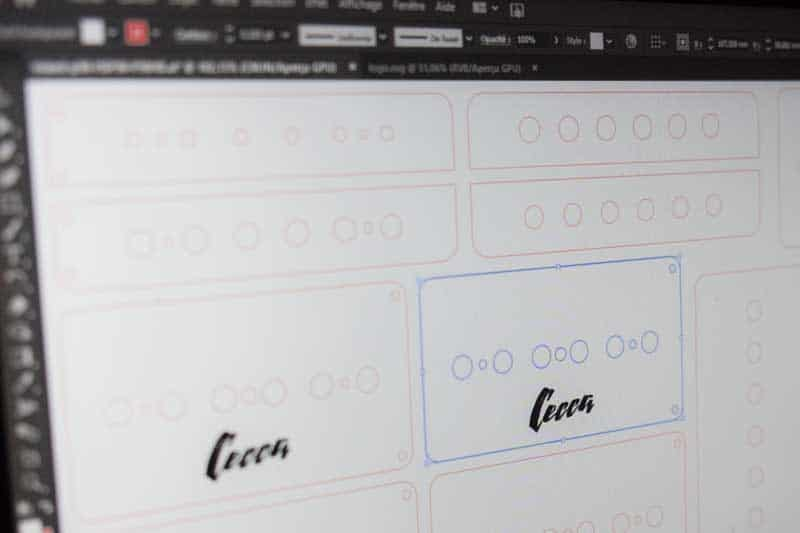 Dessin des micros dans illustrator