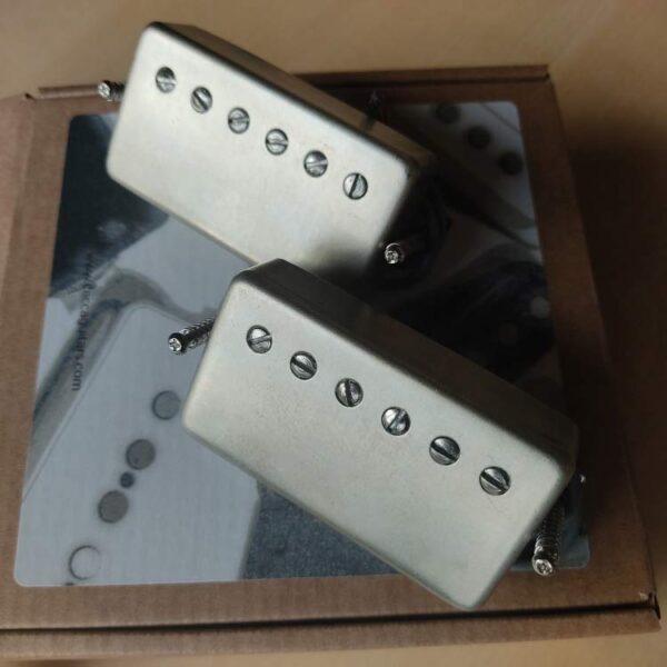 Gibson Classic 57 nickel