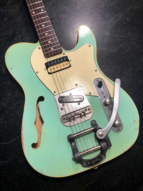 Telecaster Haar Guitars