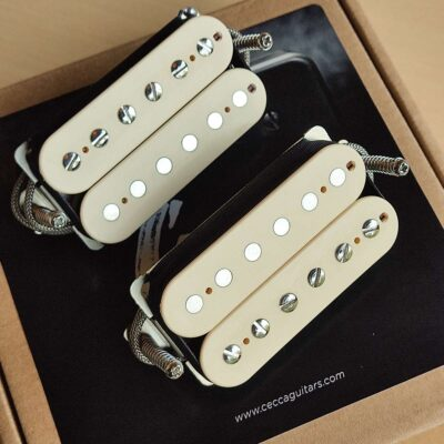 Custom Bucker Alnico 3 cream