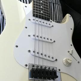 Set Goldfingers Cecca Stratocaster