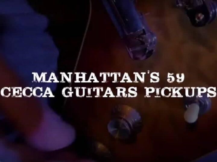 Vidéo de démo des Manhattan's 59 par Jerry T.