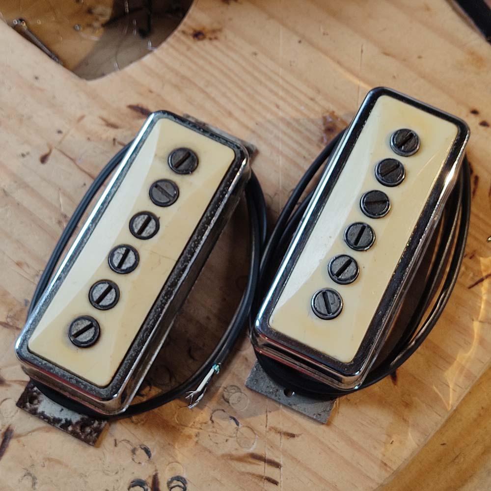 réparation micro guitare electrique Klyra