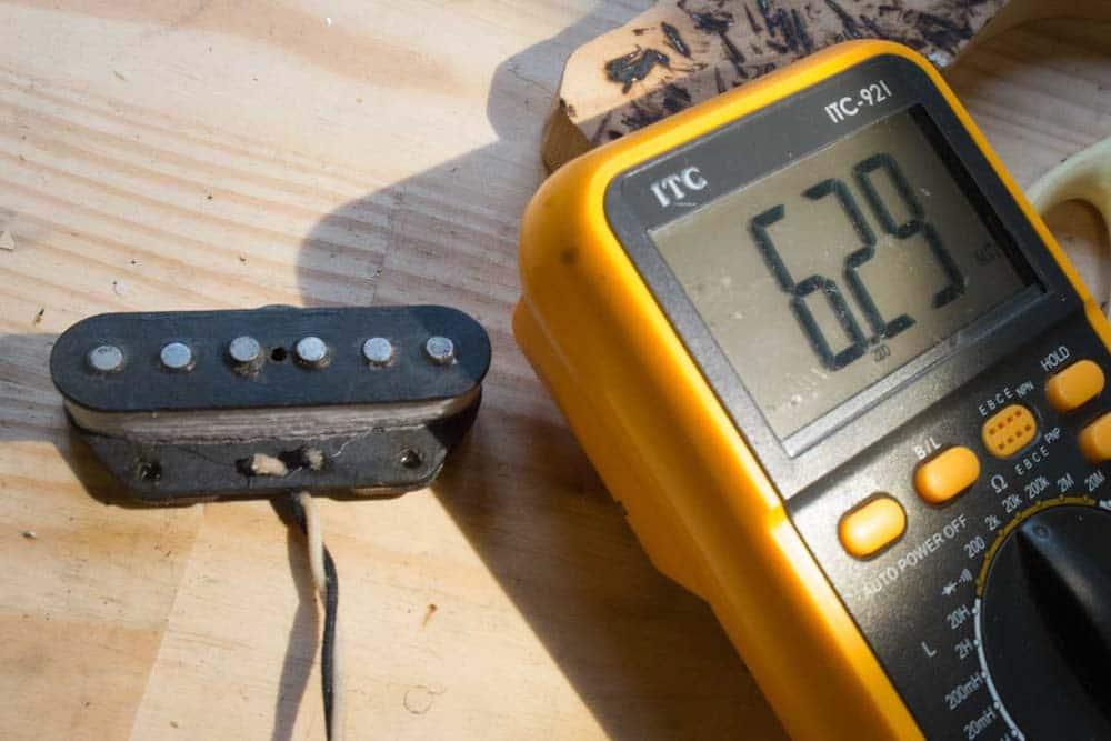 réparation micro telecaster