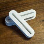 Bobines humbucker rail blanches